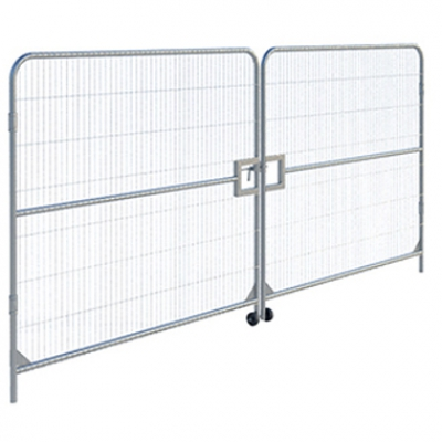 Double Vehicle Gates Hire