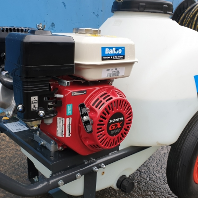 Mini power washer bowser hire