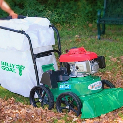 Billy Goat Garden Vacuum
