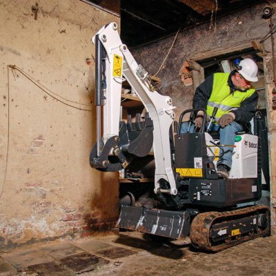 Balloo Bobcat Skid Steer loader