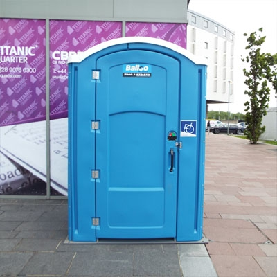 Disabled Chemical Toilet Hire