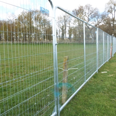 Temporary Fencing Panel Hire
