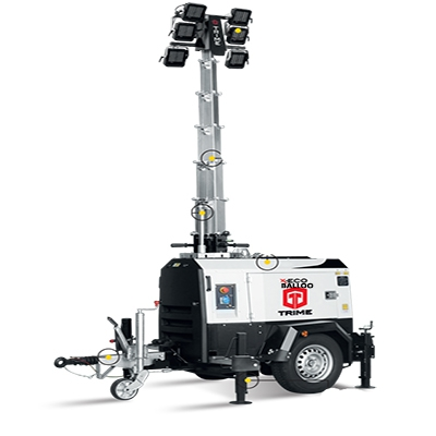 Mobile Lighting Tower Hire