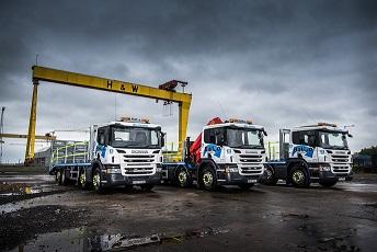 balloo hire Scania