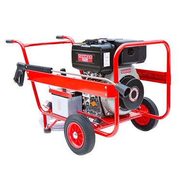 3000psi Diesel Power Washer Hire