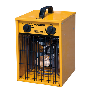3kw Electric Fan Heater Hire
