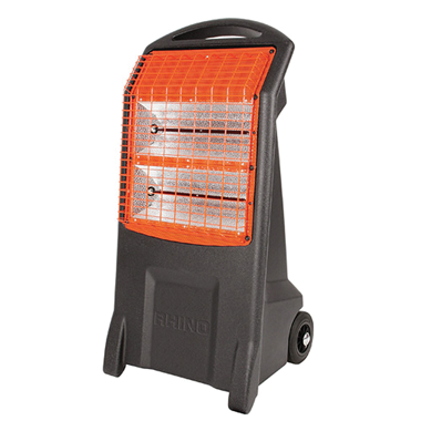 Electric Infrared Heater Hire