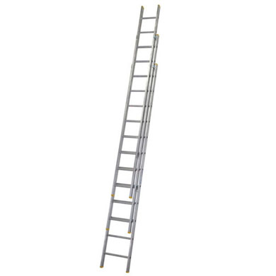 Treble Extension Ladder Over 7m Hire