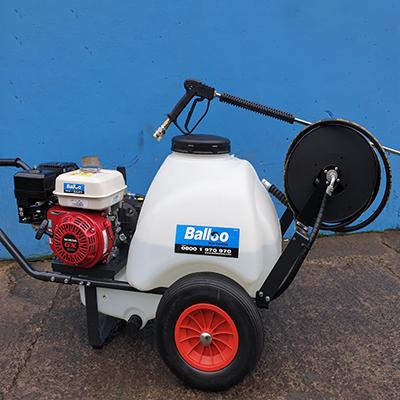 Mini power washer hireMini power washer bowser hire