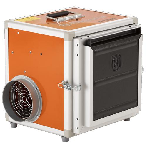 Portable Air ScrubberAir scrubber filter